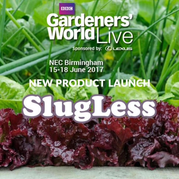 SlugLess is the new multi-purpose slug and snail repellant derivied from sustainable, natural & organic British straw.